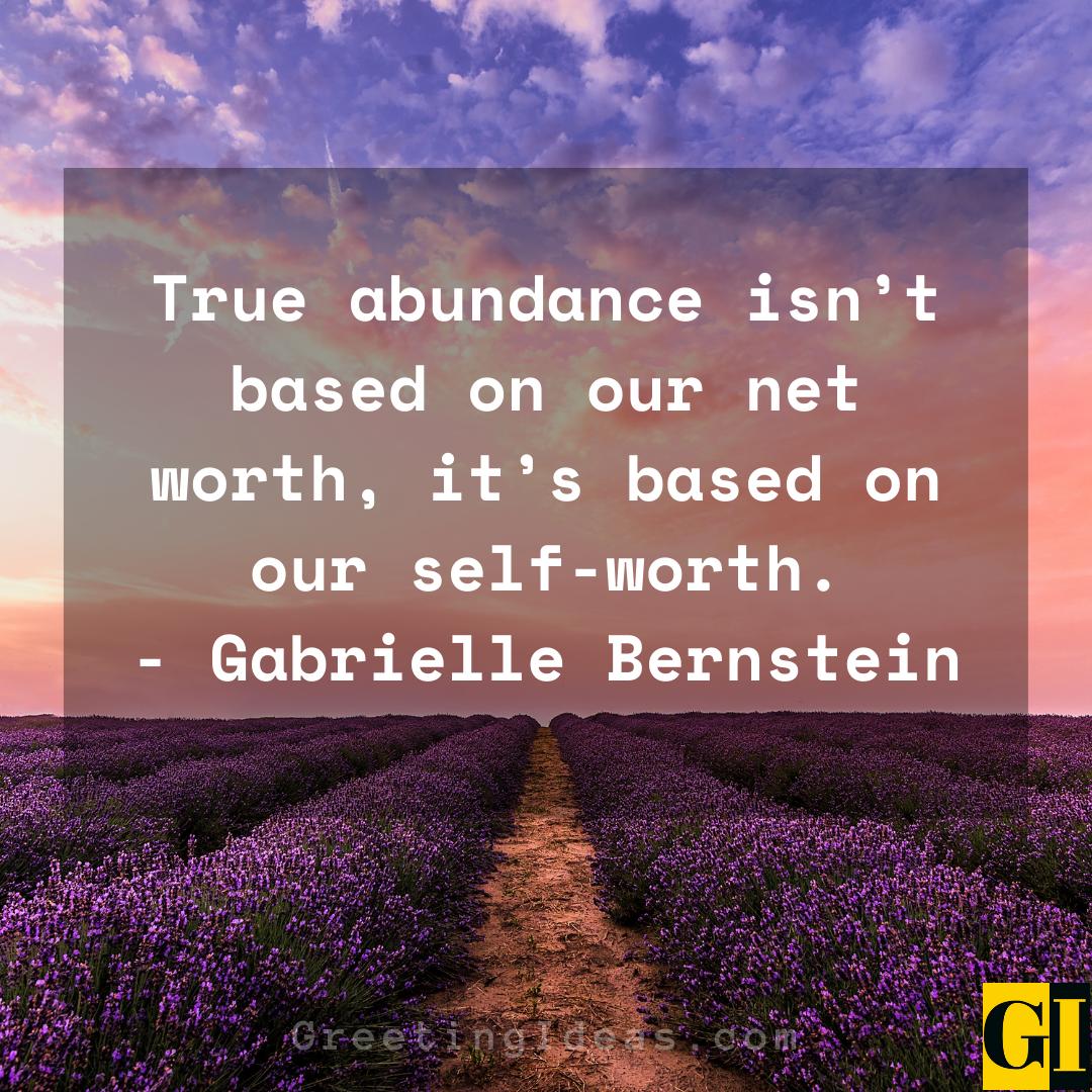 Abundance Quotes Greeting Ideas 1