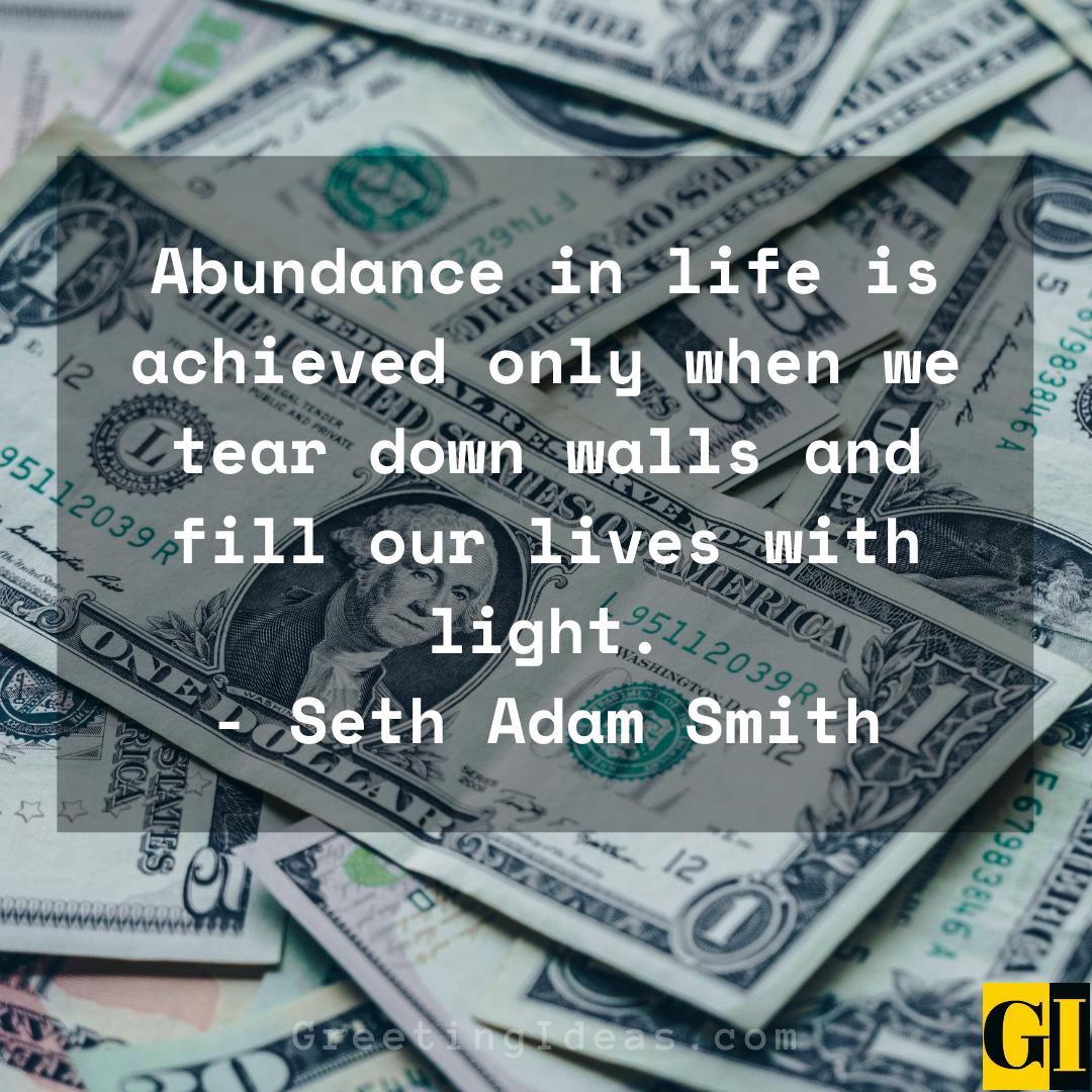Abundance Quotes Greeting Ideas 2