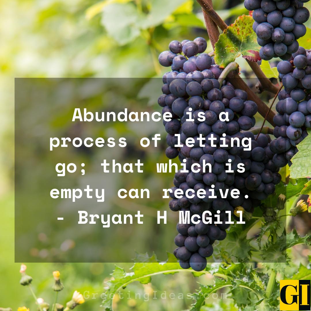 Abundance Quotes Greeting Ideas 4
