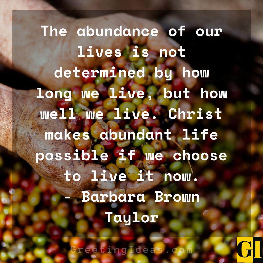 Abundance Quotes Greeting Ideas 6