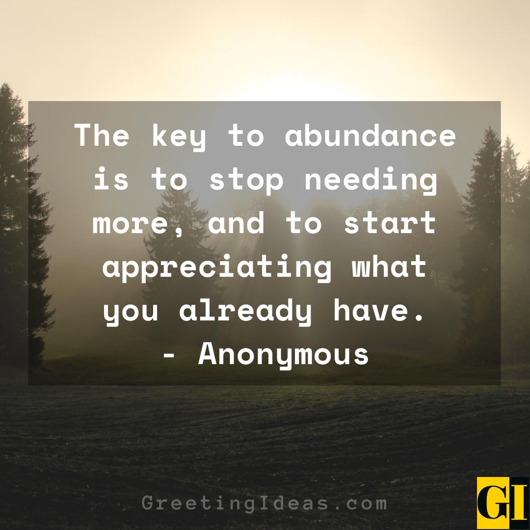 Abundance Quotes Greeting Ideas 7