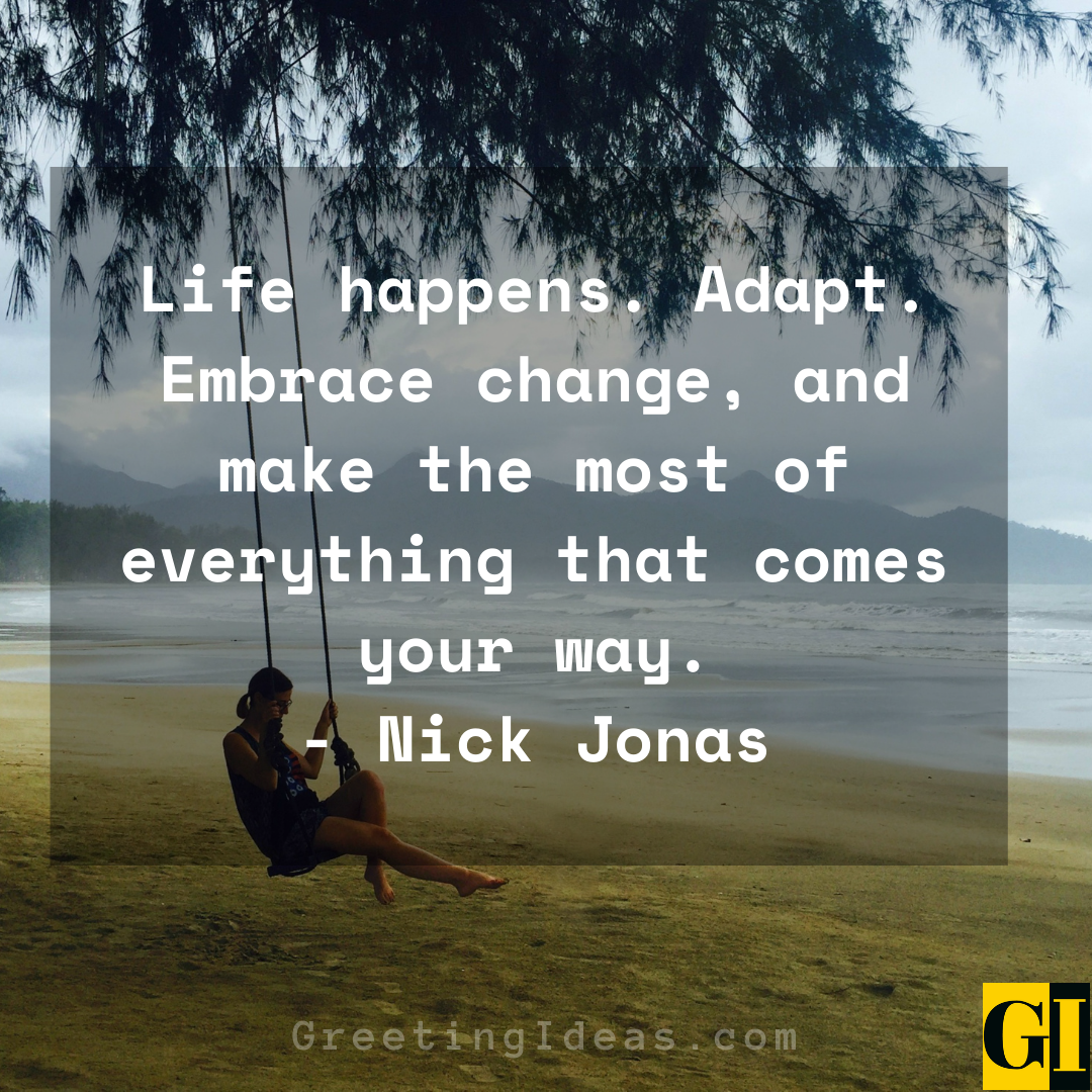 Accepting Change Quotes Greeting Ideas 8