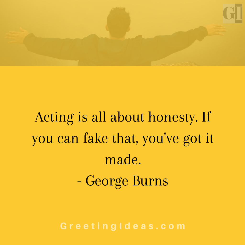 30 Inspiring Acting Quotes and Phrases from Amazing Actors and Actress