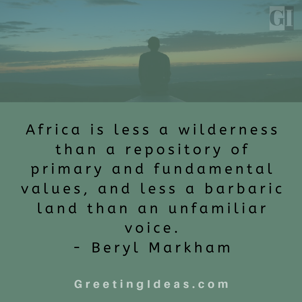Love Africa Quotes: Read Quotes about Africa for Travel Inspiration