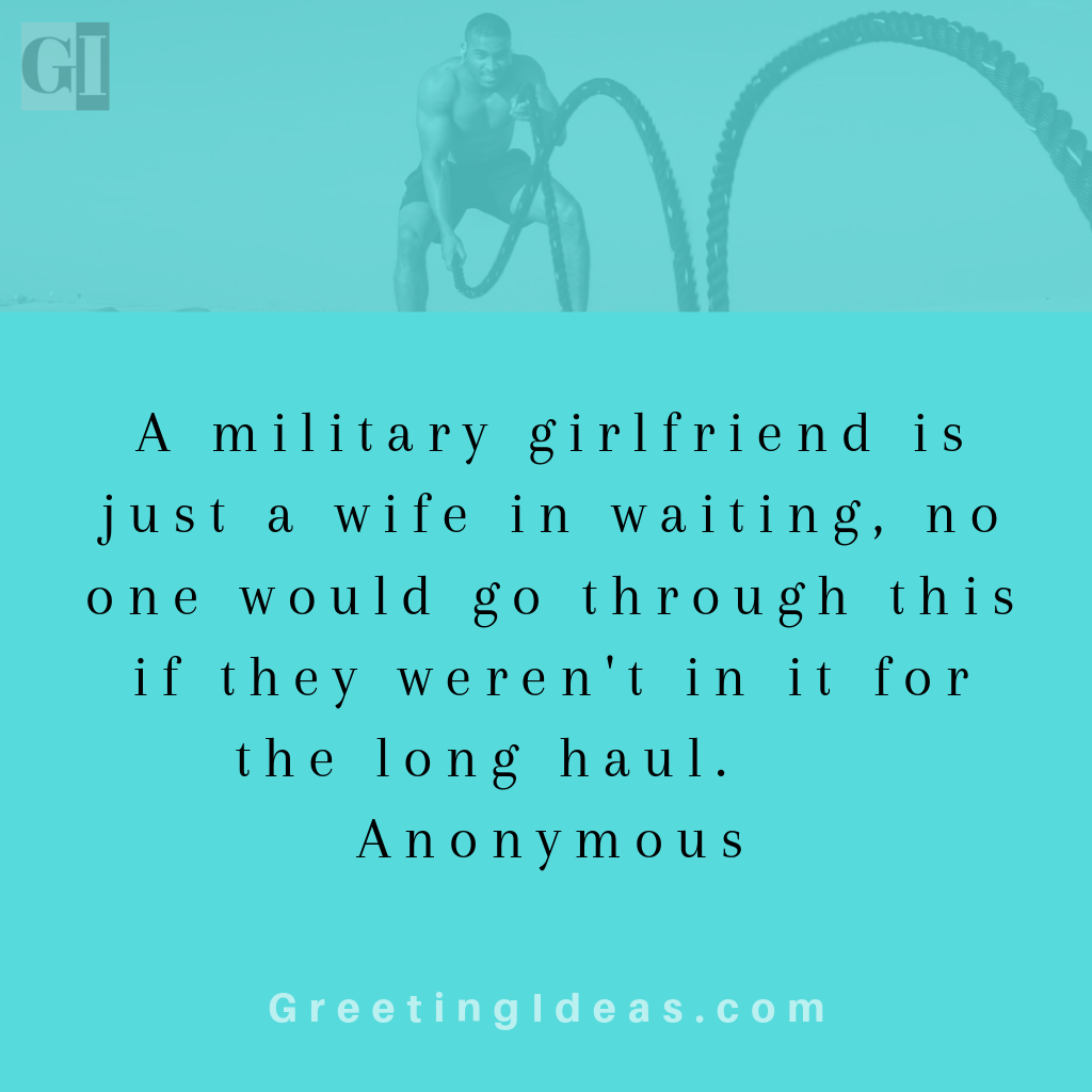 Army Wife and Girlfriend