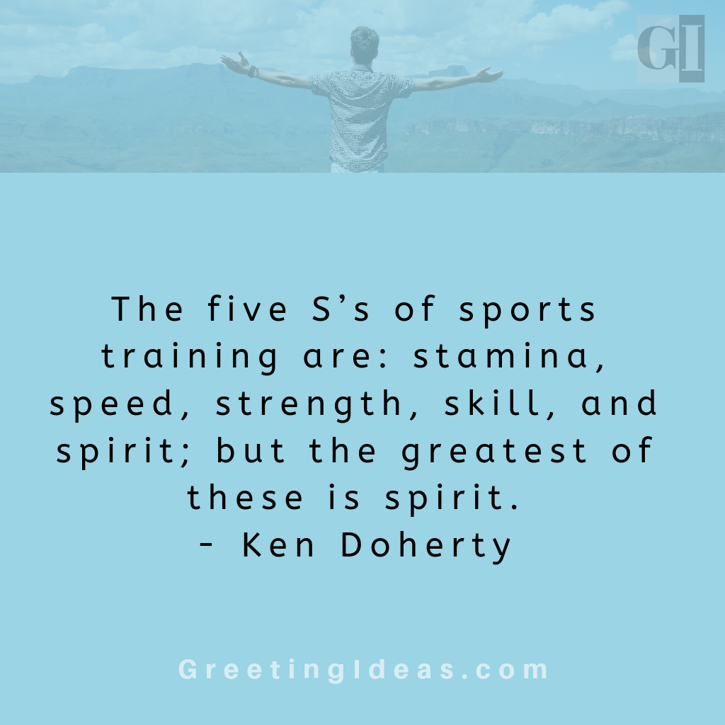 Inspirational & Motivational Quotes on Athlete: Famous Athlete Quotes