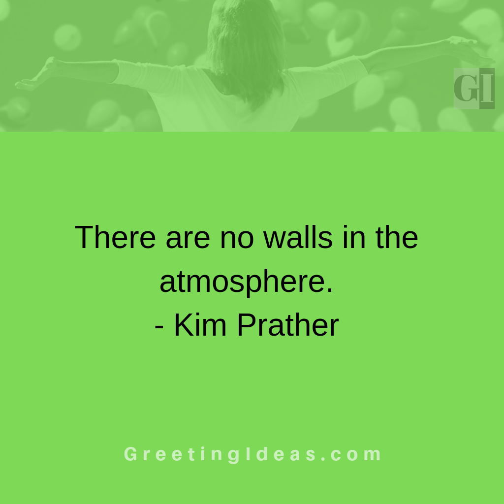 Great Quotes on Atmosphere - Must Read Positive Atmosphere Quotes