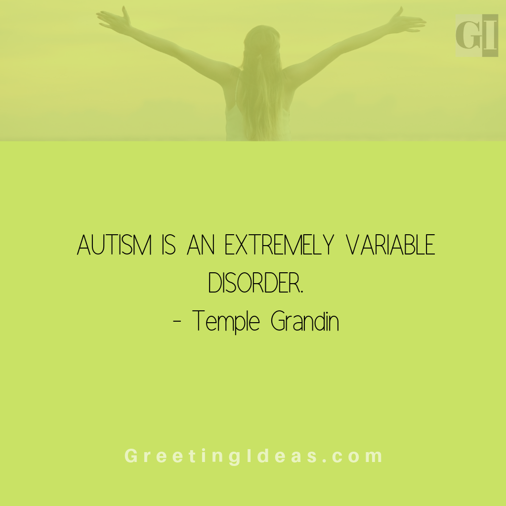 30 Inspiring Autism quotes - Best Autism Awareness Quotes to Read