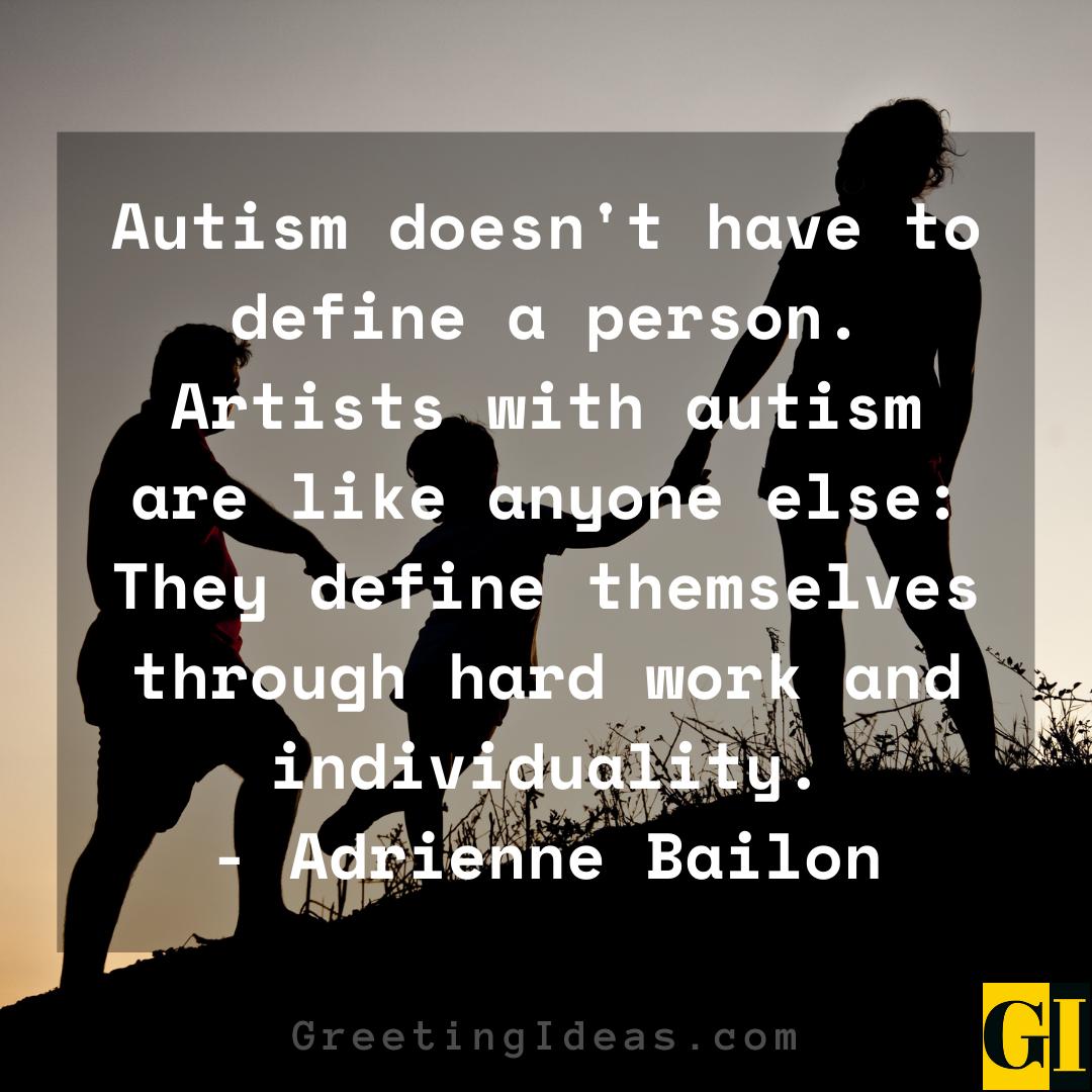 Autism Quotes Greeting Ideas 2 4
