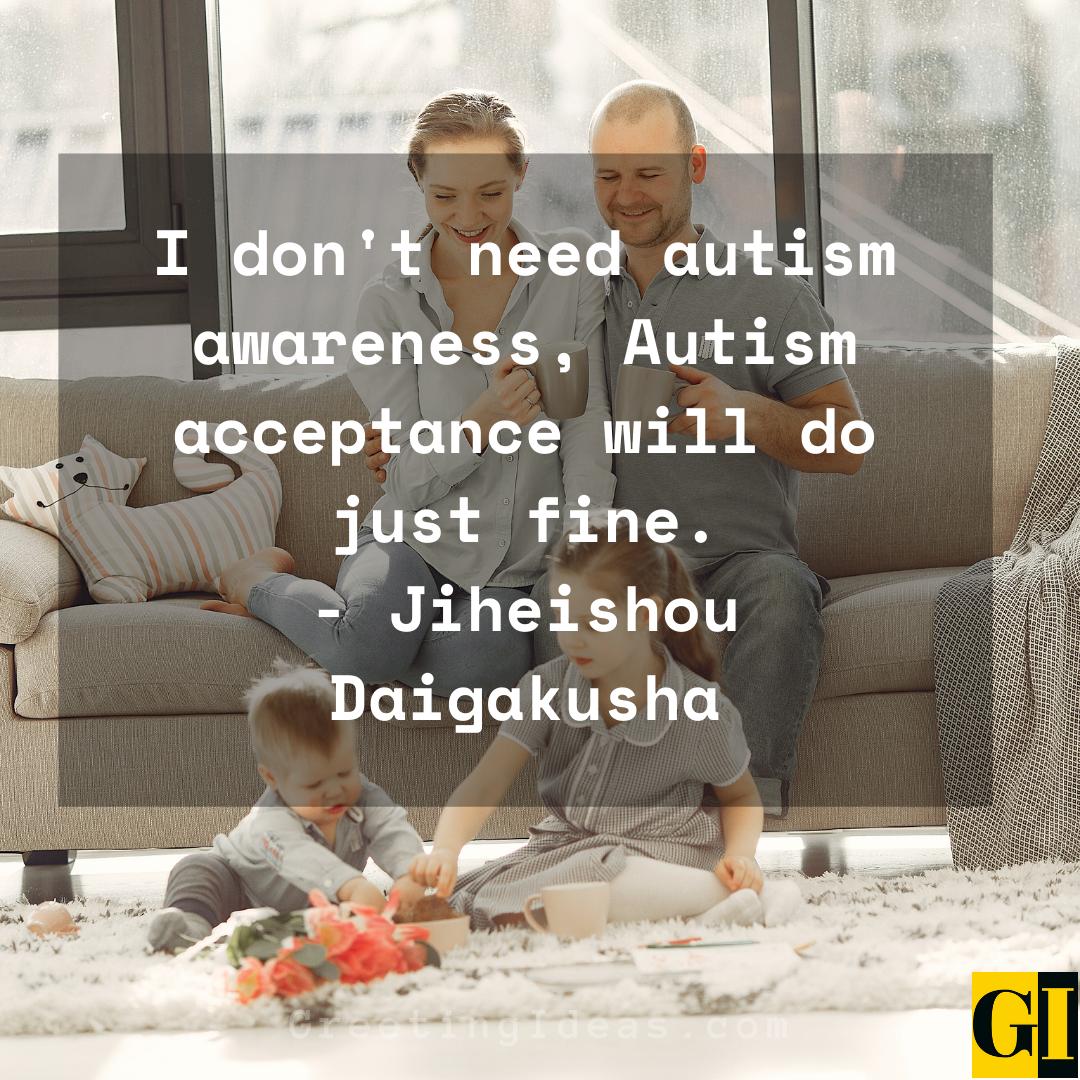 Autism Quotes Greeting Ideas 5 4