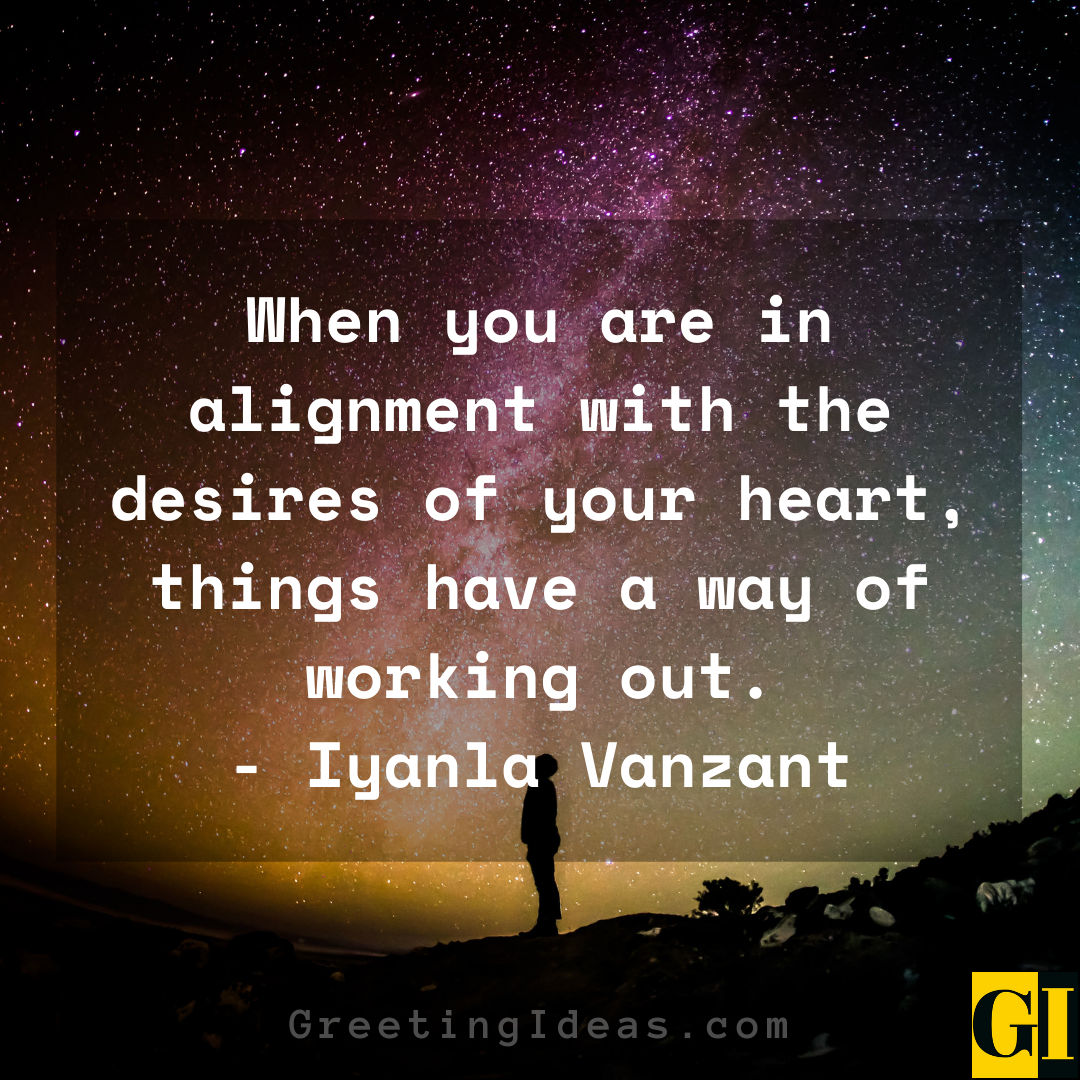 Alignment Quotes Greeting Ideas 2