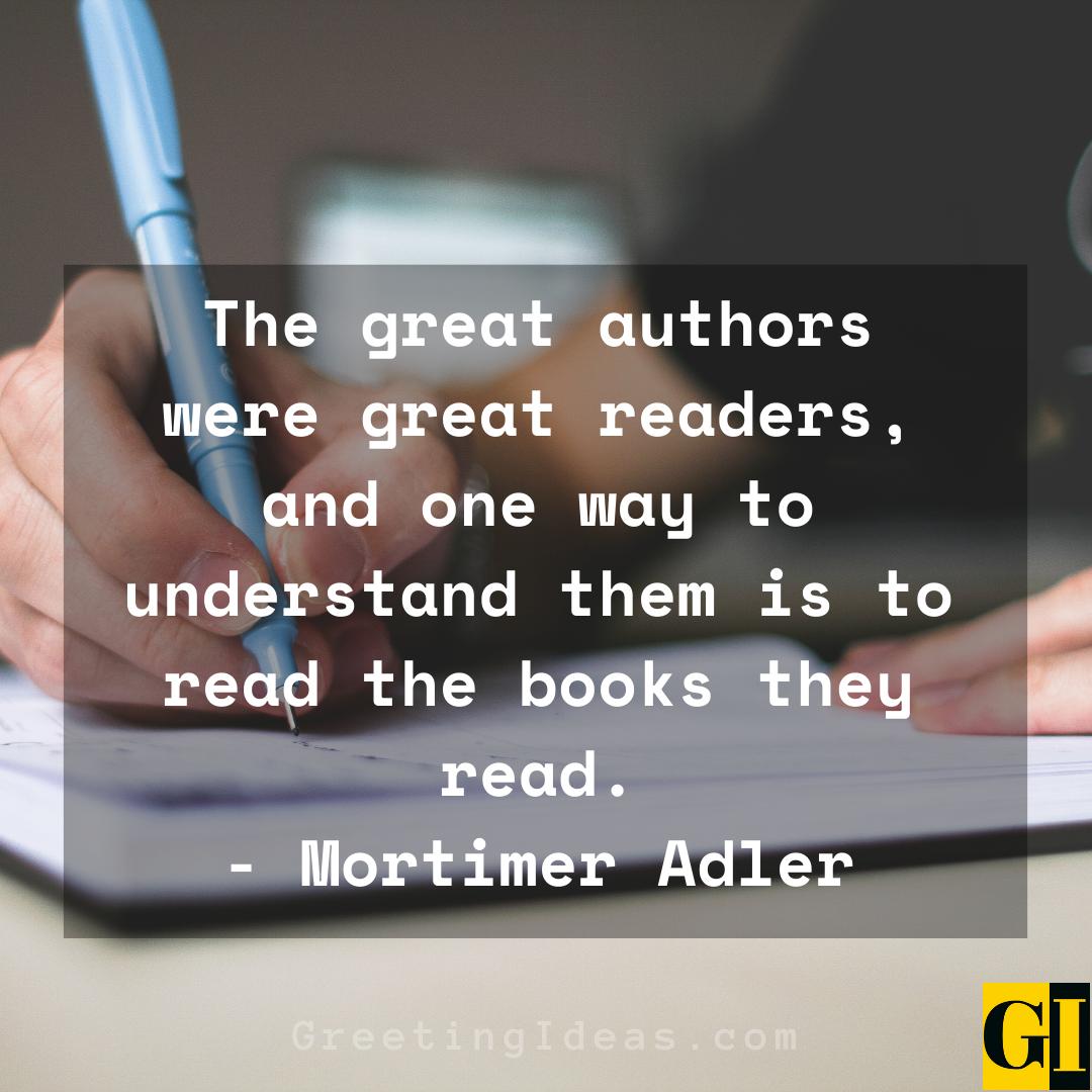 Author Quotes Greeting Ideas 1