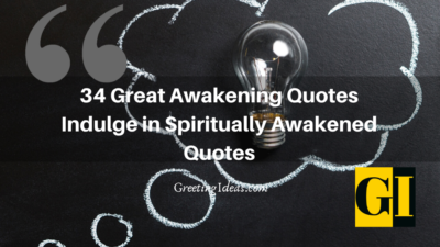 34 Great Awakening Quotes: Indulge in Spiritually Awakened Quotes