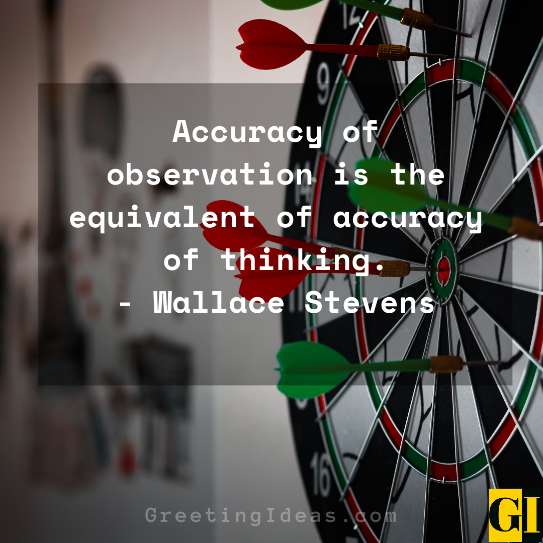 Accuracy Quotes Greeting Ideas 4