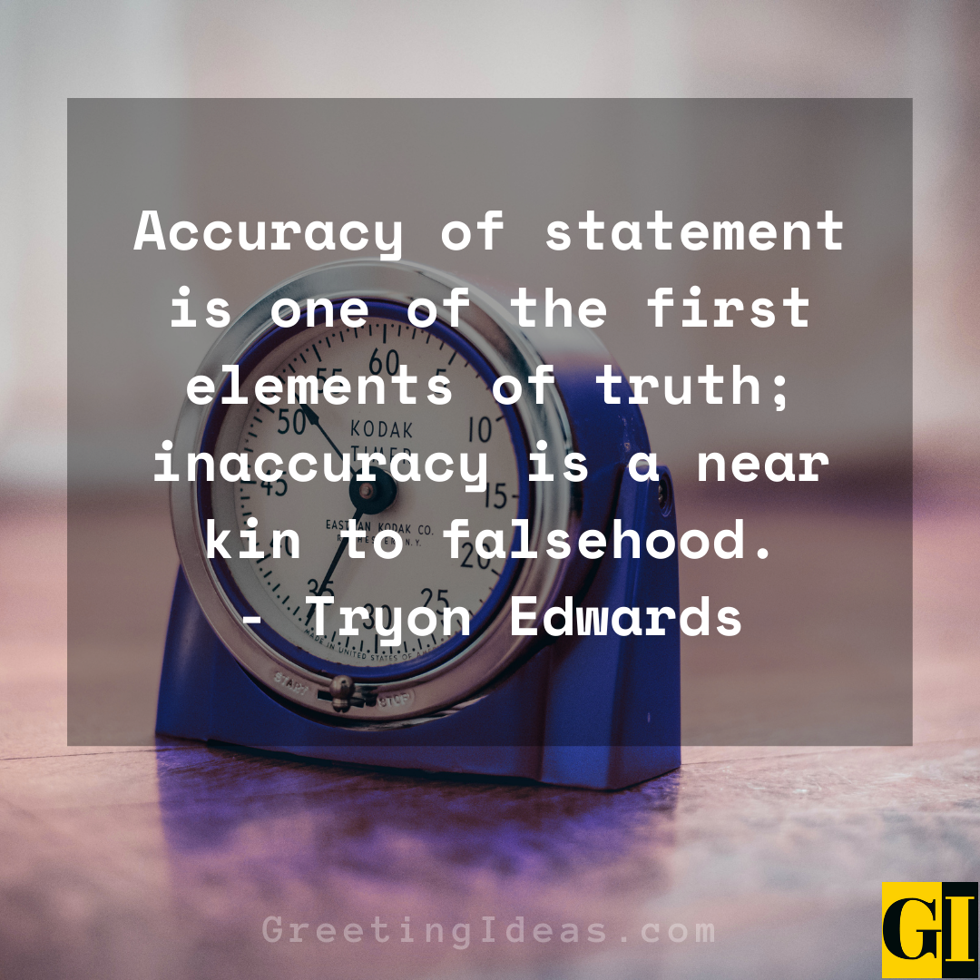 Accuracy Quotes Greeting Ideas 5