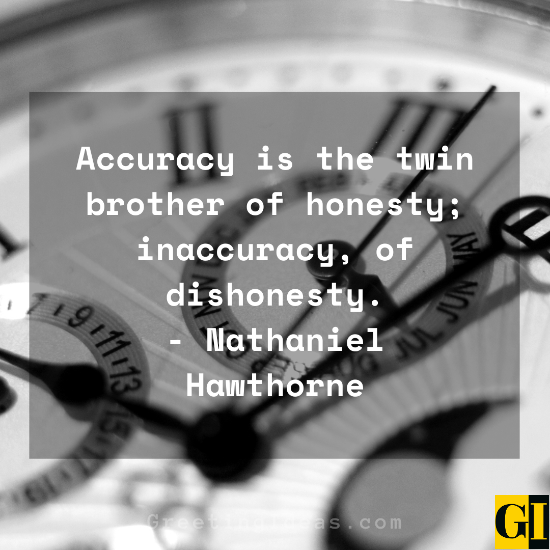 Accuracy Quotes Greeting Ideas 6