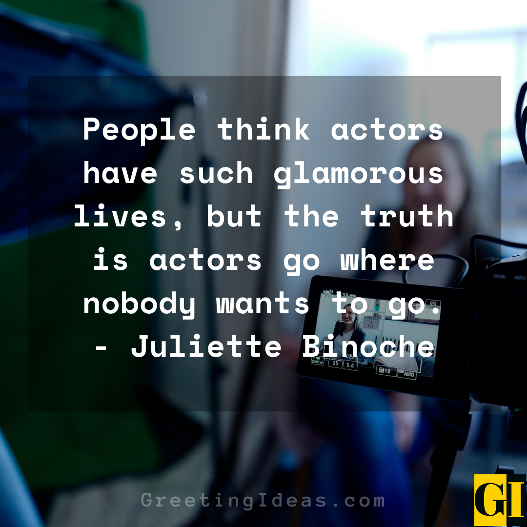 Actress Quotes Greeting Ideas 2