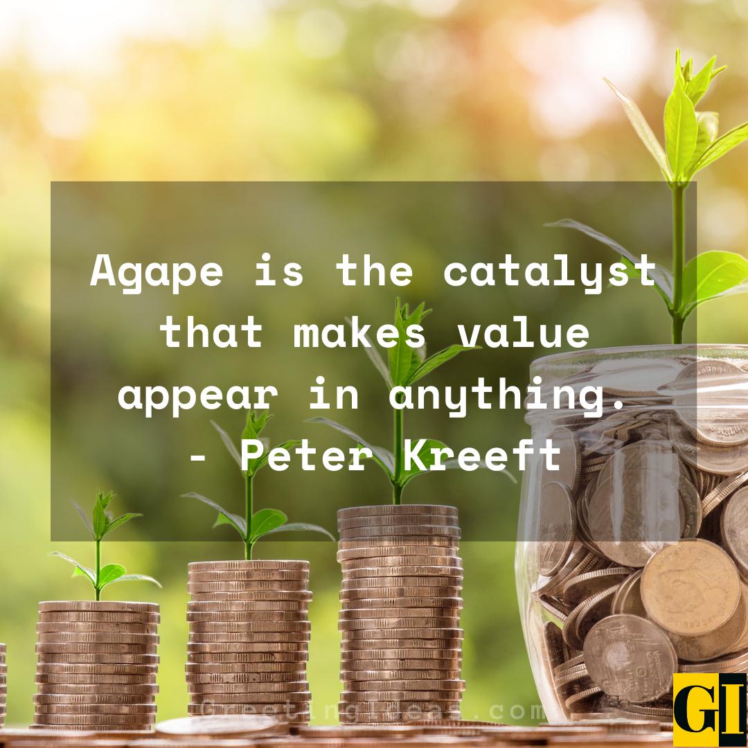 Agape Quotes Greeting Ideas 1