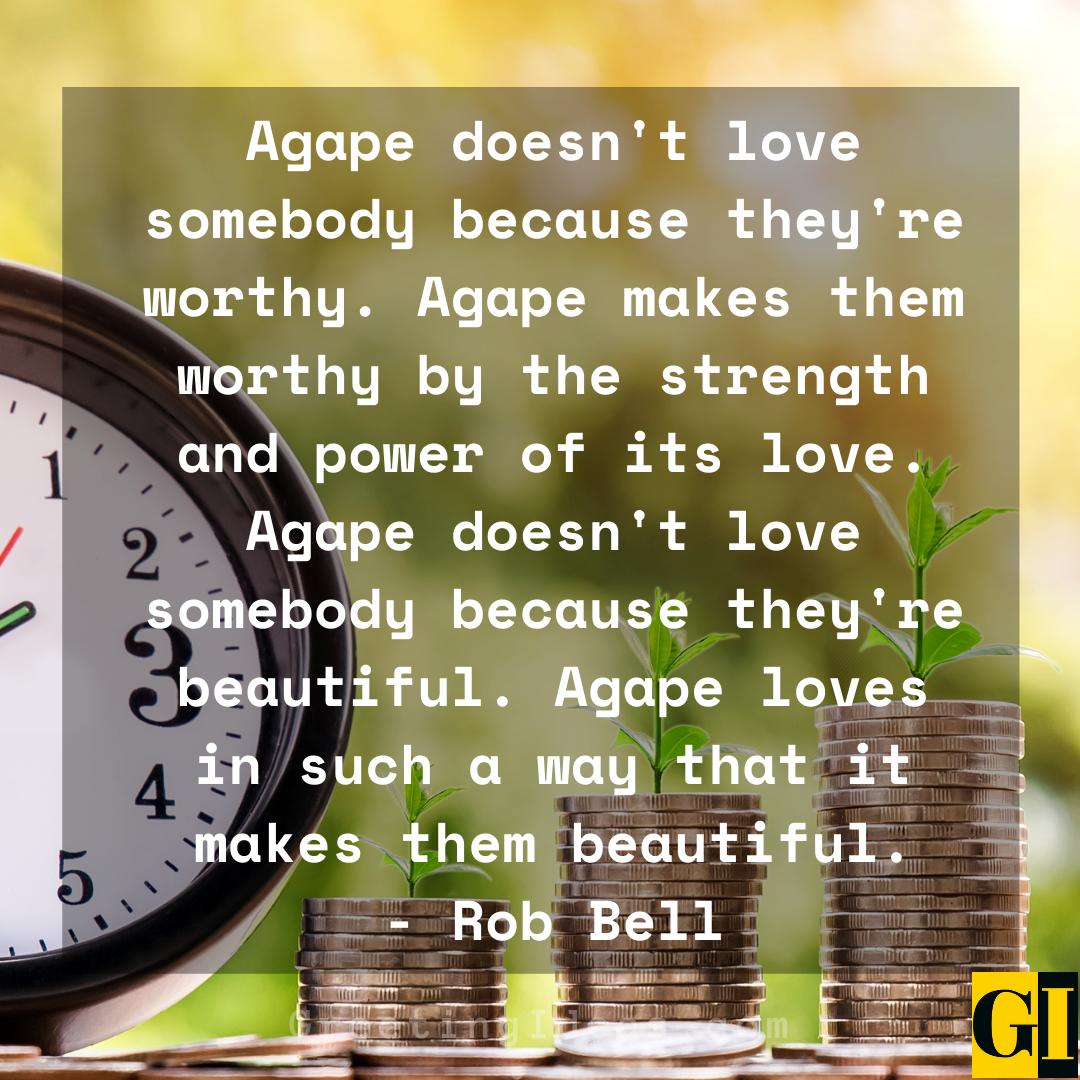 Agape Quotes Greeting Ideas 3