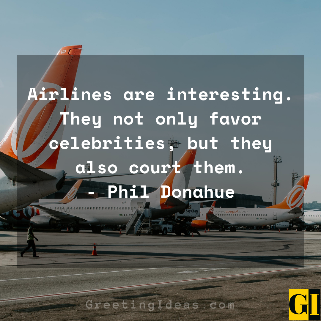 Airline Quotes Greeting Ideas 2