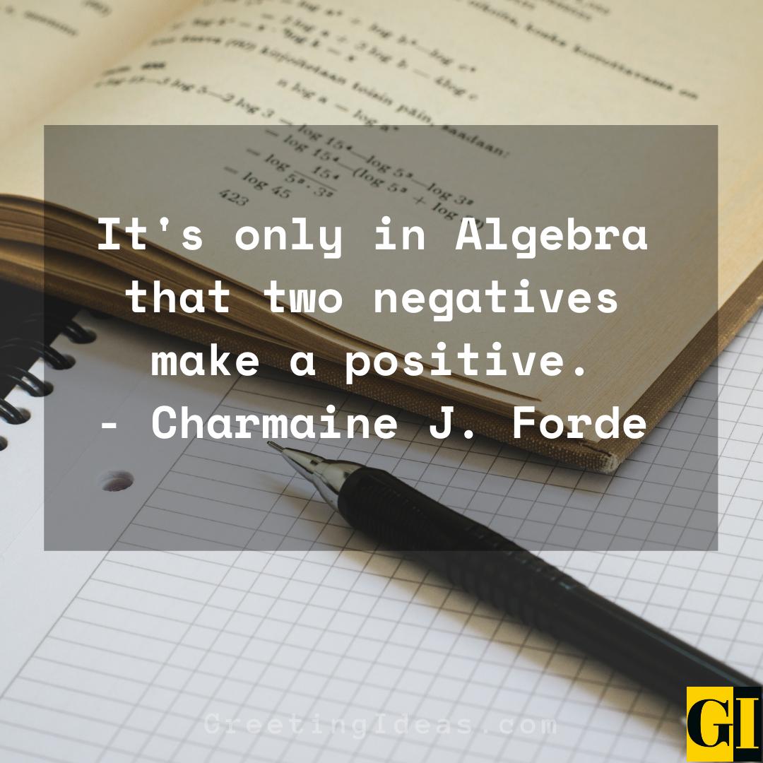 Algebra Quotes Greeting Ideas 3
