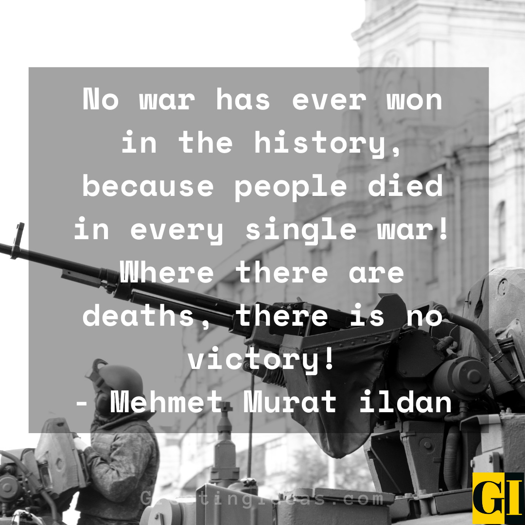 Anti War Quotes Greeting Ideas 4