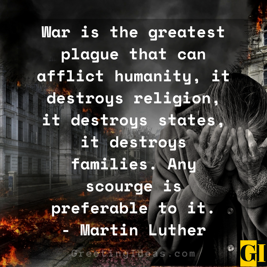 Anti War Quotes Greeting Ideas 5