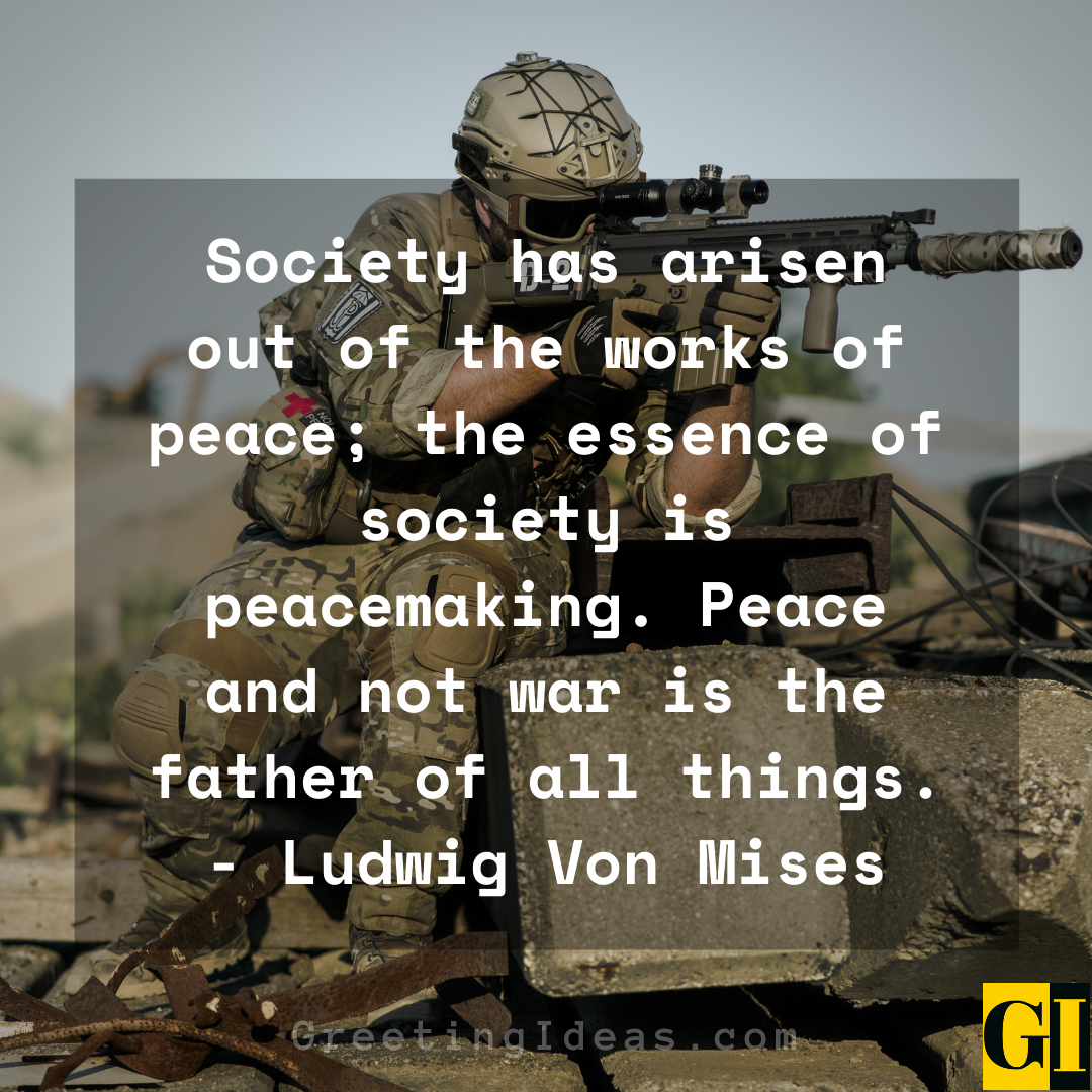 Anti War Quotes Greeting Ideas 6