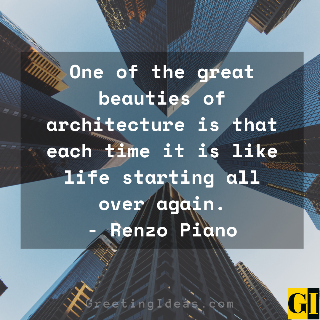 Architecture Quotes Greeting Ideas 3