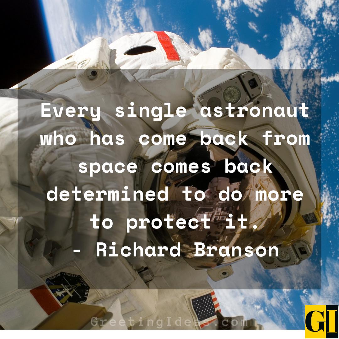 Astronaut Quotes Greeting Ideas 2