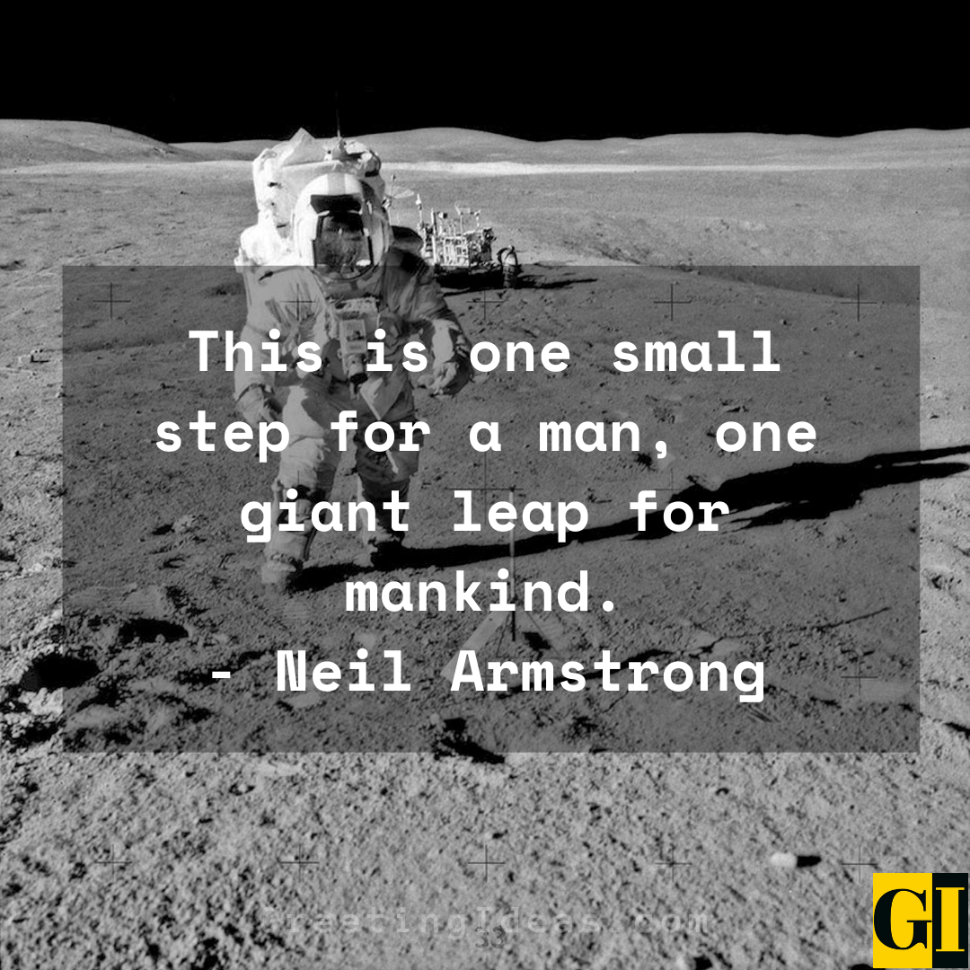 Astronaut Quotes Greeting Ideas 3