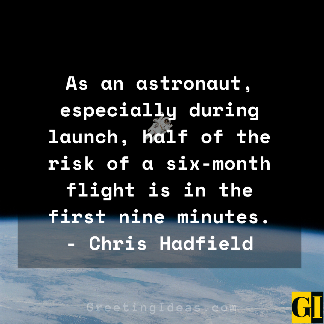 Astronaut Quotes Greeting Ideas 4