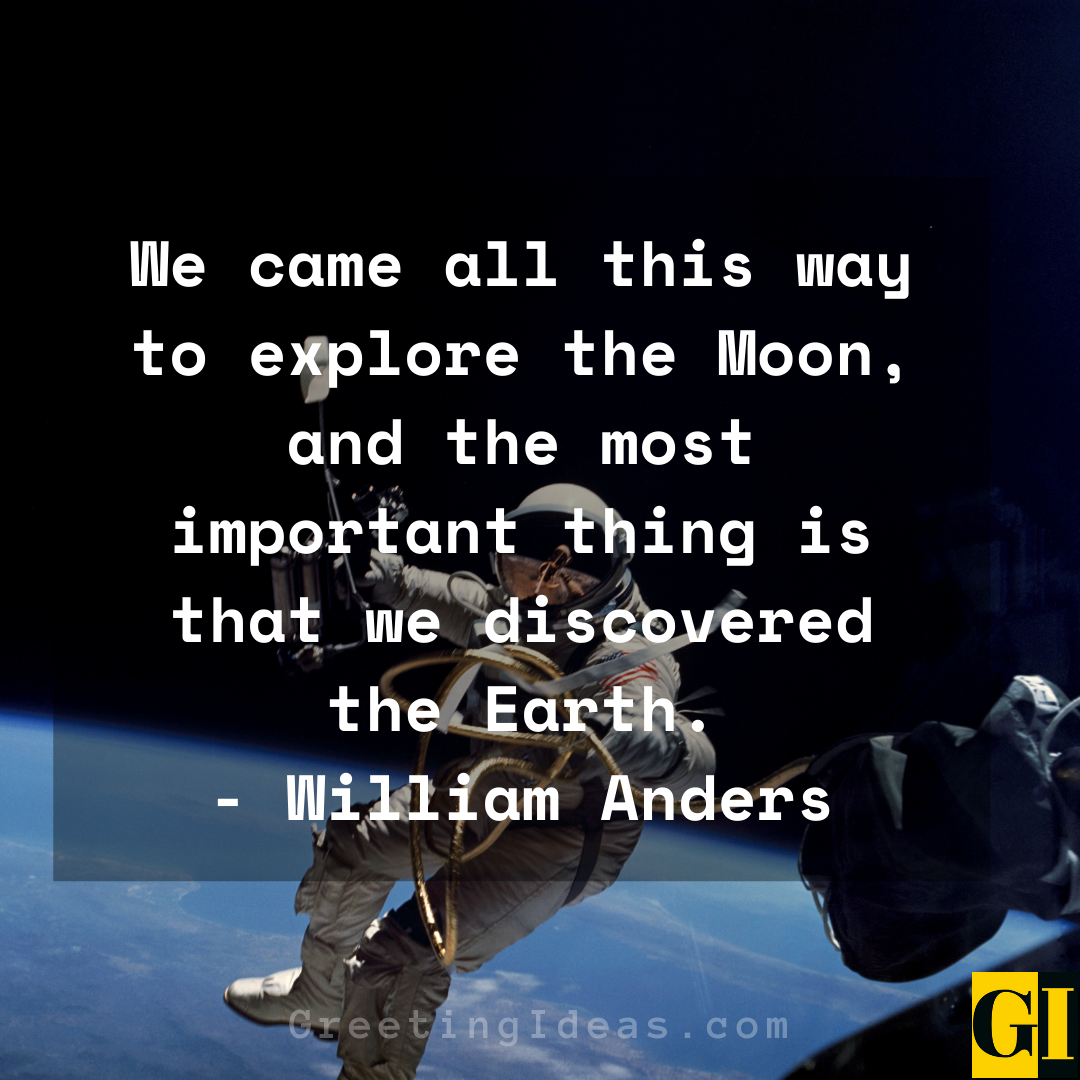 Astronaut Quotes Greeting Ideas 6