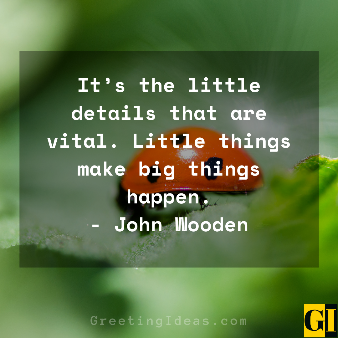Attention to Detail Quotes Greeting Ideas 3
