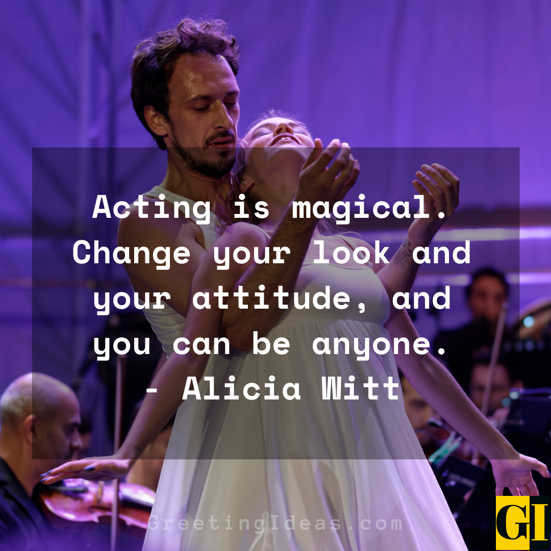 Acting Quotes Greeting Ideas 1 1