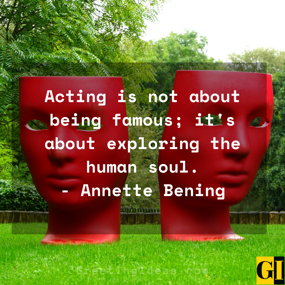 Acting Quotes Greeting Ideas 2 1