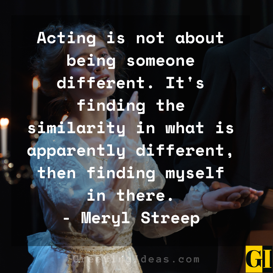Acting Quotes Greeting Ideas 4