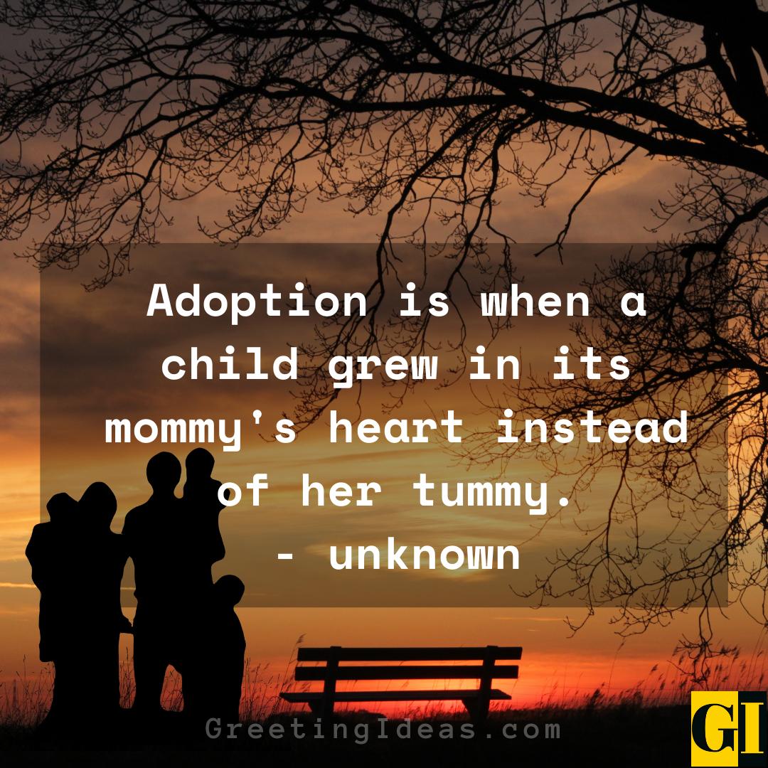 Adoption Quotes Greeting Ideas 2