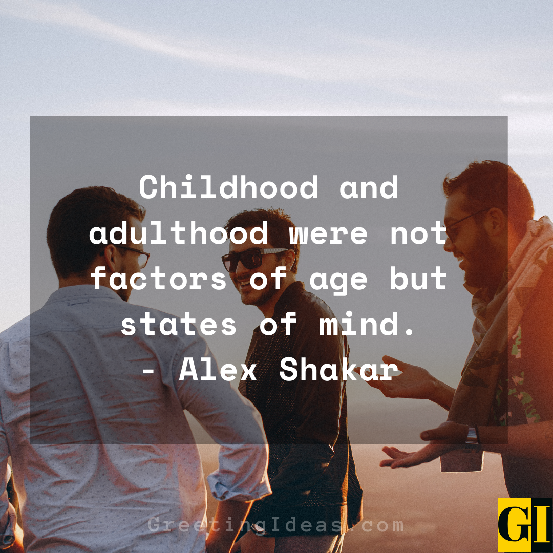 Adulthood Quotes Greeting Ideas 5