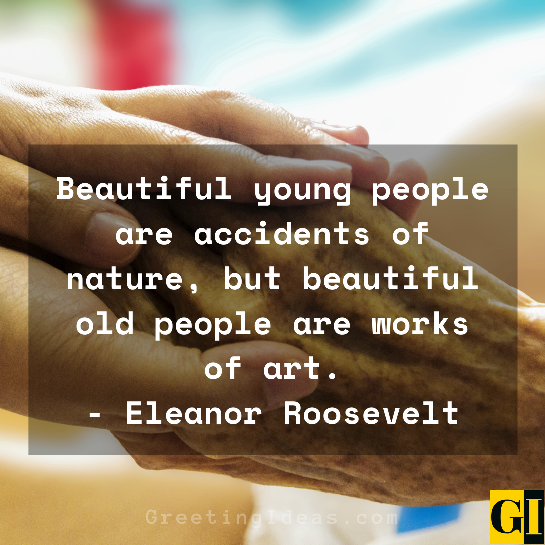 Age Quotes Greeting Ideas 2