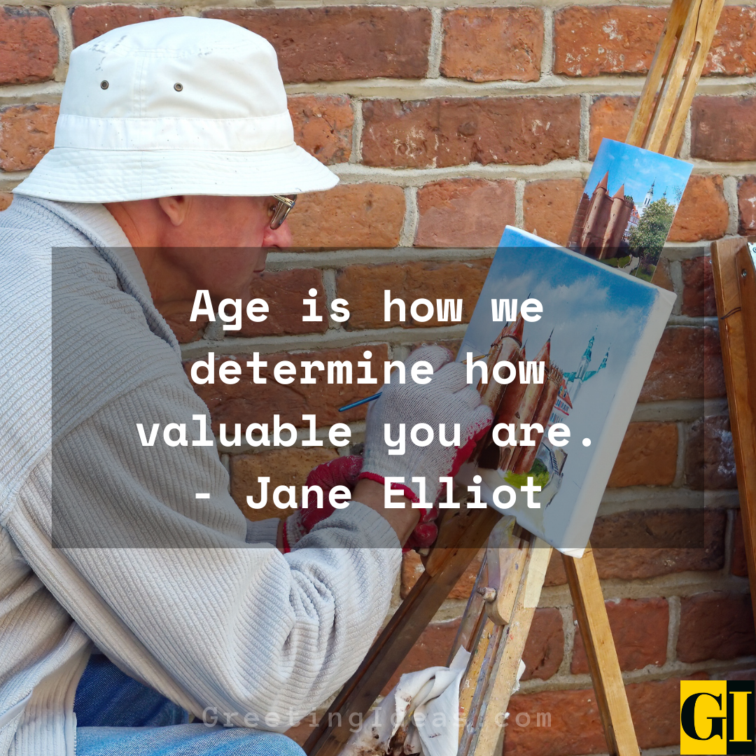 Age Quotes Greeting Ideas 6