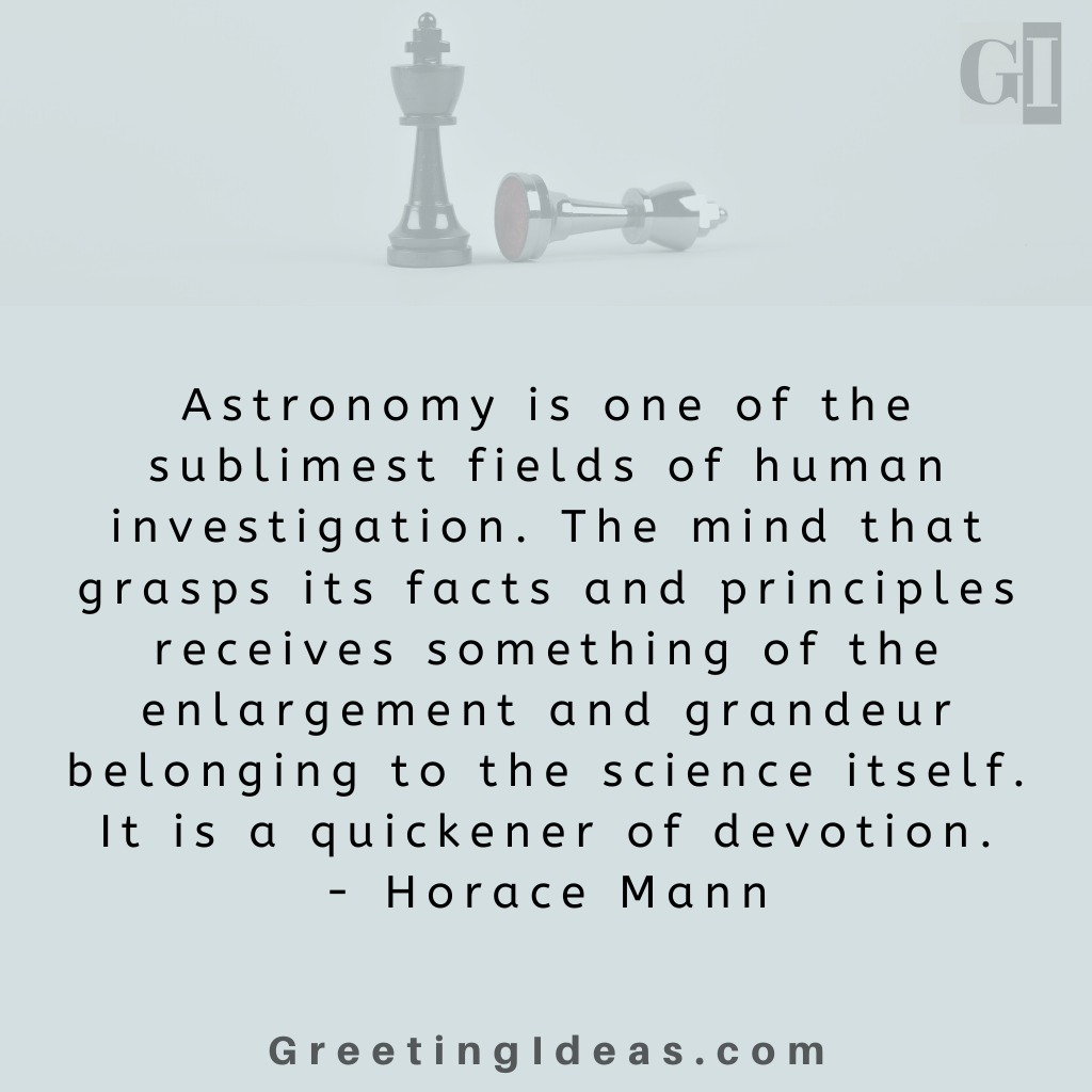 Astronomy Quotes Greeting Ideas 18