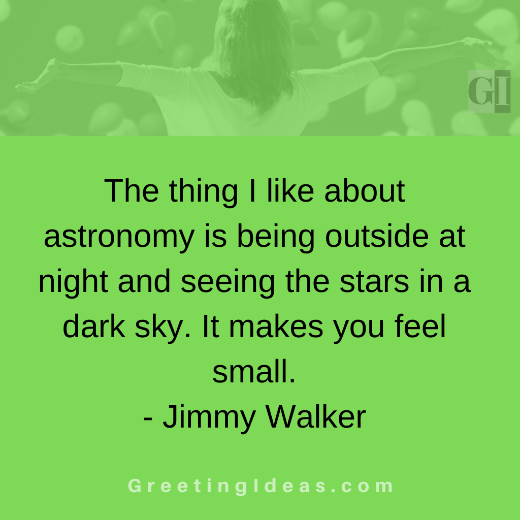 Astronomy Quotes Greeting Ideas 3