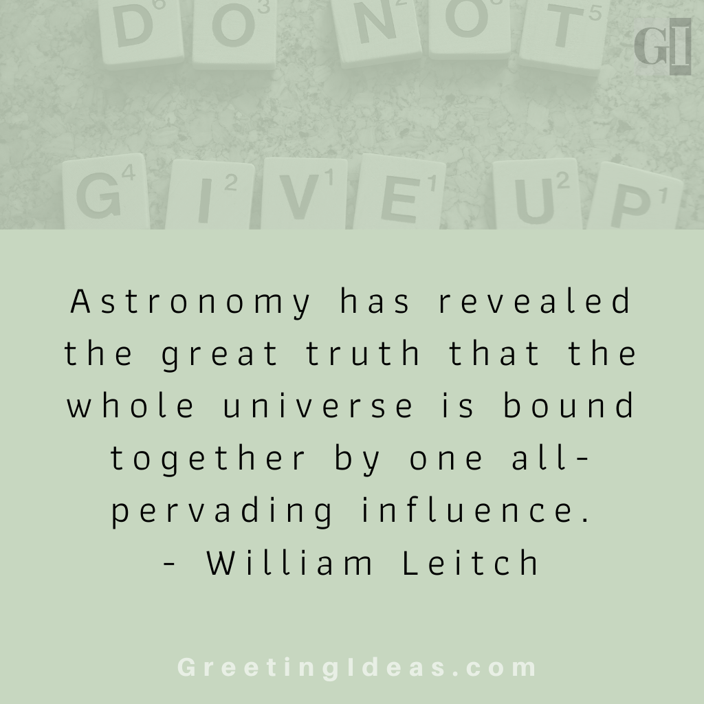 Astronomy Quotes Greeting Ideas 8
