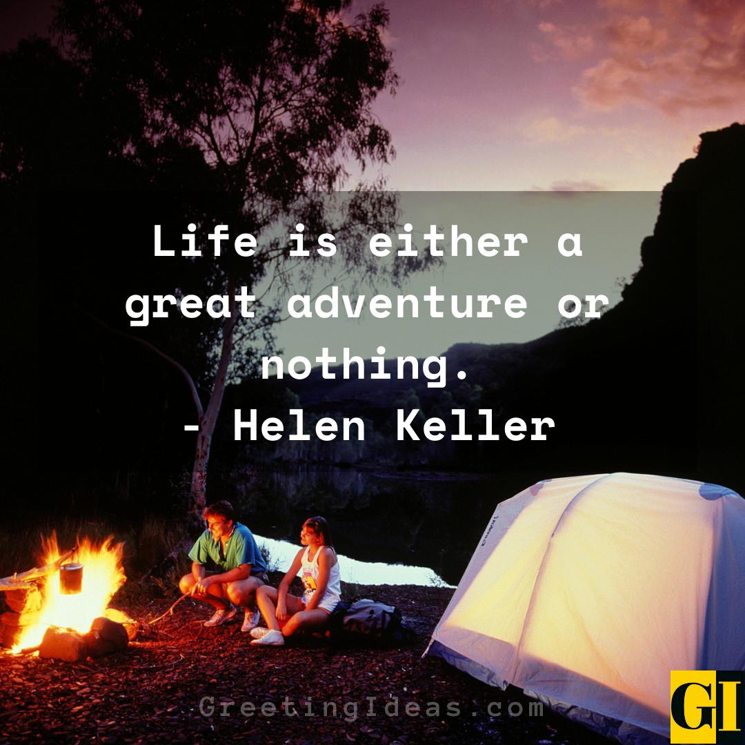 Adventurous Quotes Greeting Ideas 1