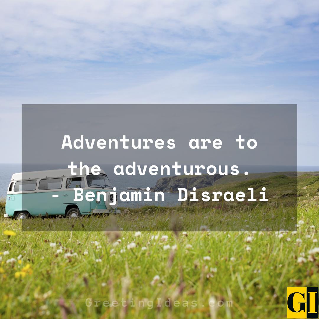 Adventurous Quotes Greeting Ideas 6