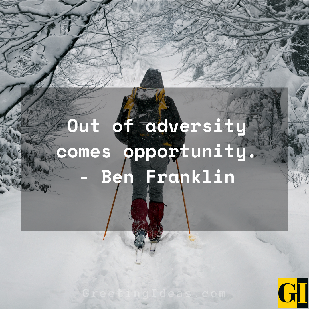 Adversity Quotes Greeting Ideas 1