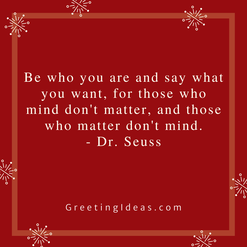 Being Real Quotes Greeting Ideas 30
