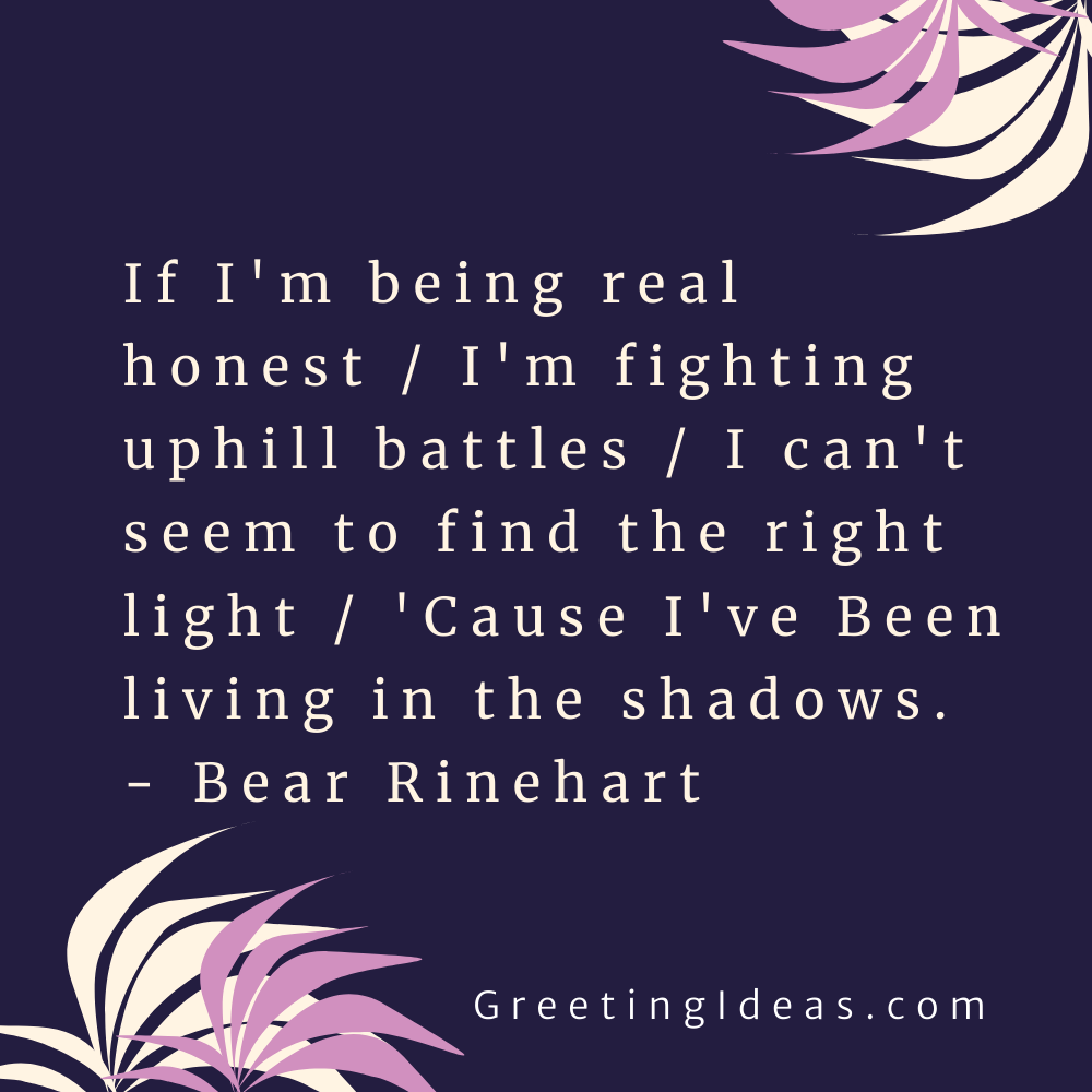 Being Real Quotes Greeting Ideas 44