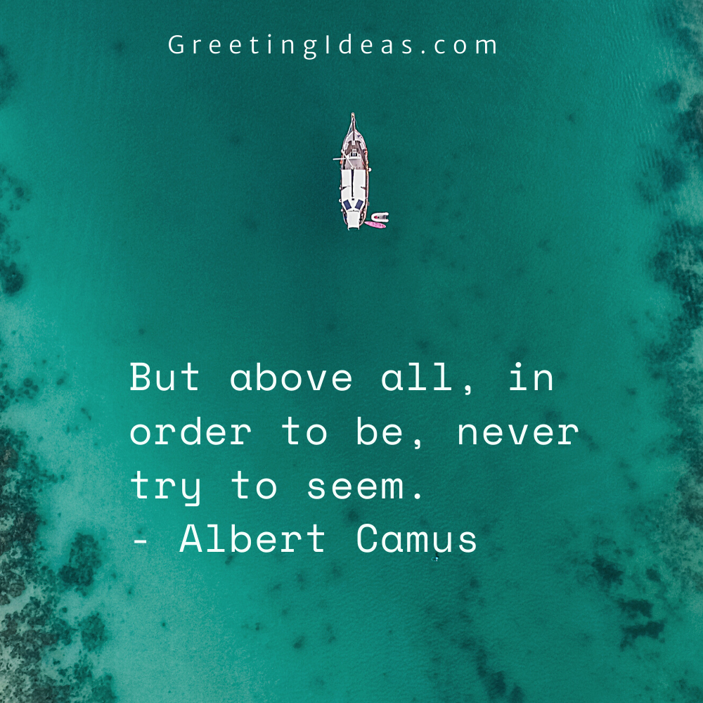 Being Real Quotes Greeting Ideas 6
